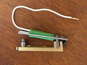 Piezo element inbouwen
